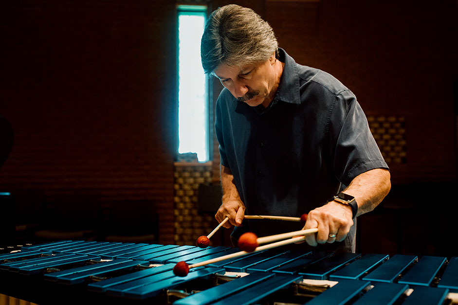 Vibraphone | Jerry Tachoir | Jazz